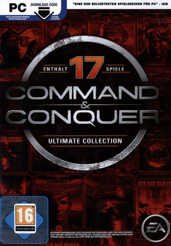 Pyramide: Command & Conquer: Ultimate Collection