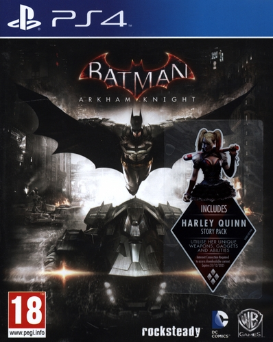 Batman: Arkham Knight [PS4]