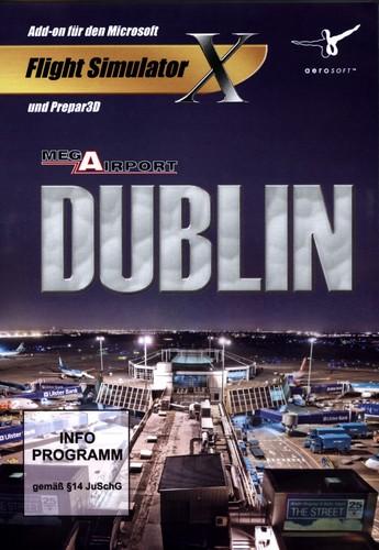 Dublin Mega Airport für FSX [Add-On]