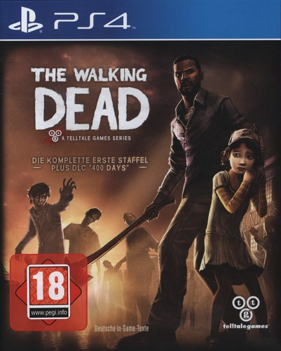 The Walking Dead - Game of the Year Edition [PS4]