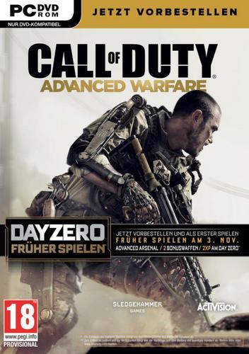 Call of Duty: Advanced Warfare - DAY ZERO Edition [DVD]