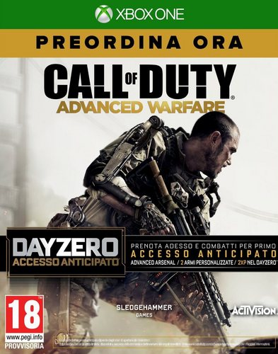 Call of Duty: Advanced Warfare - DAY ZERO Edition [XONE]