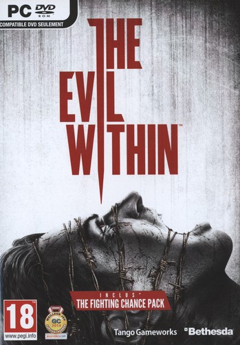The Evil Within Day1 Edition [DVD]