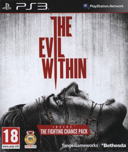 The Evil Within Day1 Edition