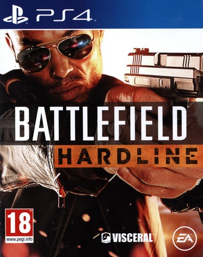 Battlefield - Hardline [PS4]