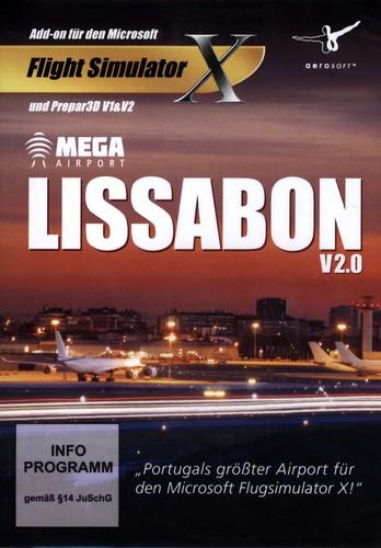 Lissabon V2.0 Mega Airport für FSX/Prepard3D  [Add-on]