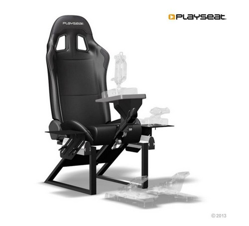 Playseat® Air Force - black