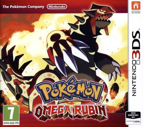 Pokémon Oméga Rubin