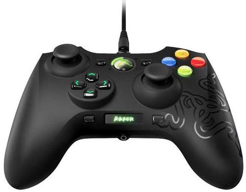 Razer Sabertooth Gaming Controller Xbox 360