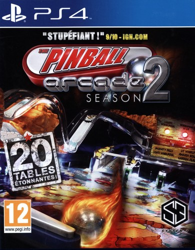 The Pinball Arcade Season 2 [PS4]