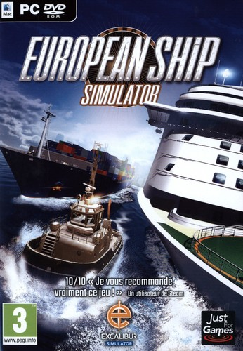 European Ship Simulator [DVD]