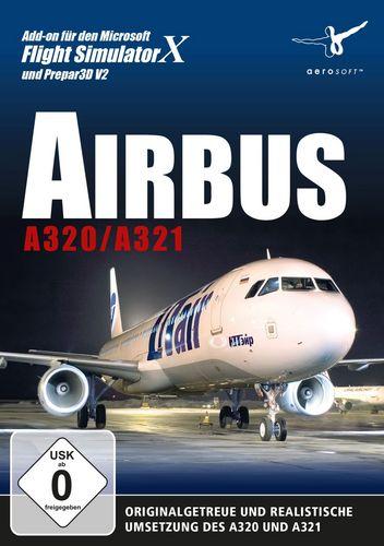 Airbus A320/A321 für FSX und Prepar3D V2 [Add-On]
