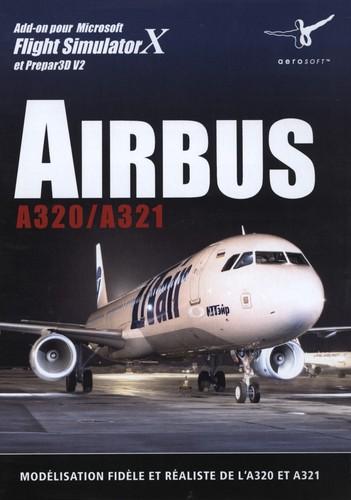 Airbus A320/A321 pour FSX et Prepar3D V2 [Add-On]