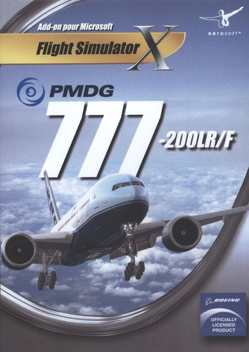 PMDG 777-200LR/F pour FSX [Add-On]