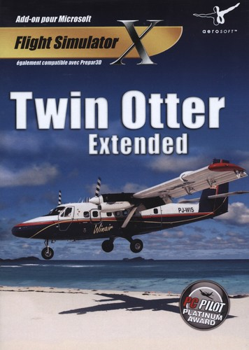 Twin Otter Extended pour FSX Prepar3D [Add-On]