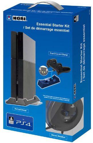 Essential Starter Kit - black [PS4]