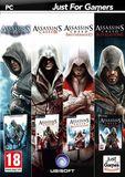 Quadruple Pack : Assassin's Creed [DVD]