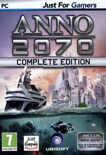 Anno 2070 - Complete Edition [DVD]