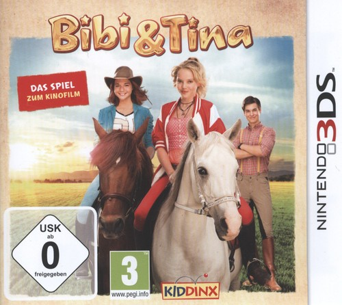 Bibi & Tina: Das Spiel zum Kinofilm