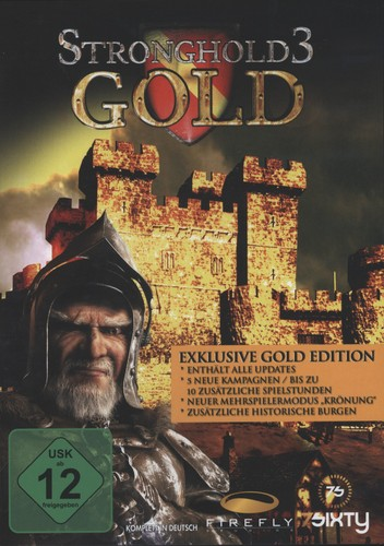 Pyramide: Stronghold 3 - Gold Edition