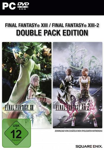 Pyramide: Final Fantasy XIII-Compilation [DVD]