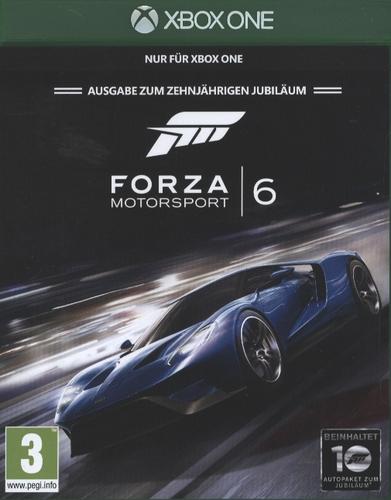 Forza Motorsport 6 - Ausgabe zum zehnjährigen Jubiläum [XONE]