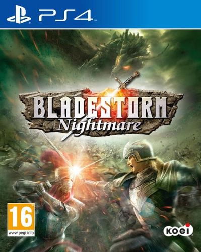 Bladestorm: Nightmare [PS4]
