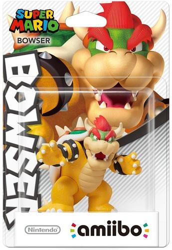 amiibo Super Mario Character - Bowser