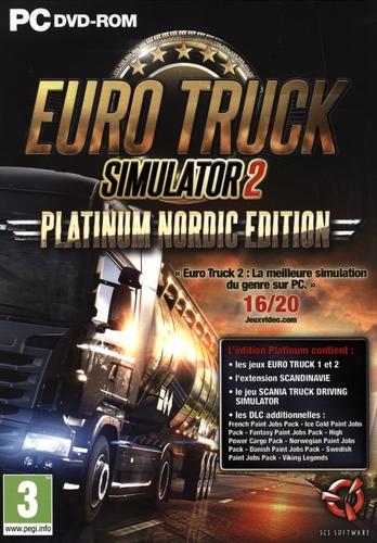 Euro Truck Simulator 2 - Platinum Nordic Edition [DVD]