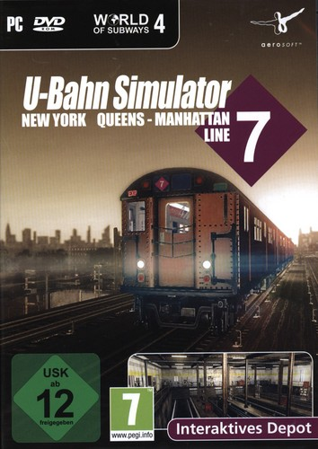 U-Bahn Simulator: New York - Queens - Manhattan Line 7