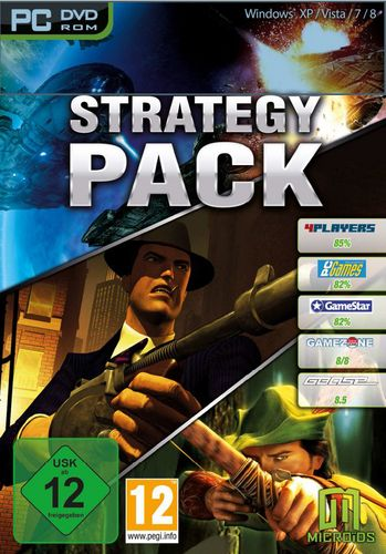 Strategy Pack [DVD]