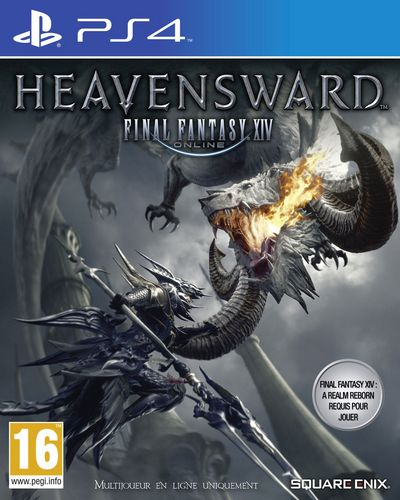 Final Fantasy XIV - Heavensward [PS4]