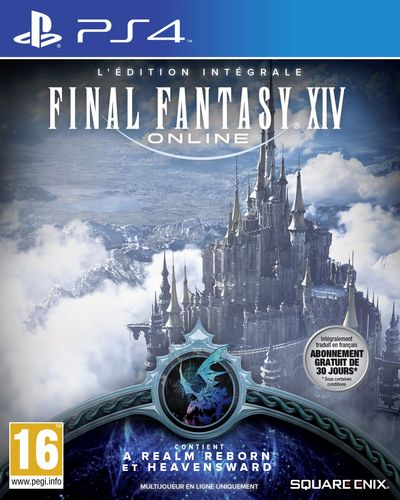 Final Fantasy XIV Online [PS4]