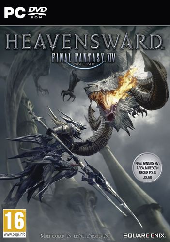 Final Fantasy XIV - Heavensward [DVD]