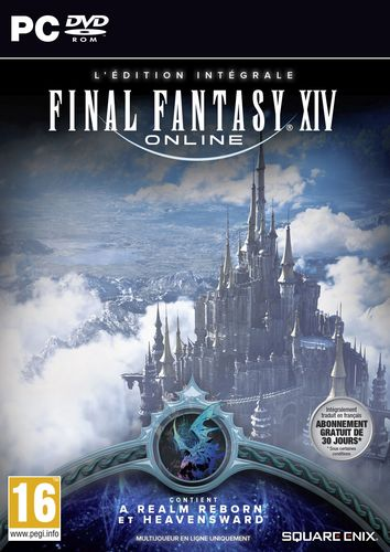 Final Fantasy XIV Online [DVD]