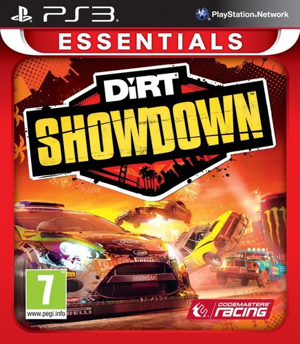 Essentials : Dirt Showdown