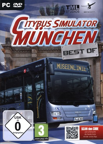Citybus Simulator München - Best of [DVD]