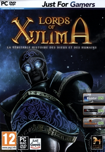 Lords of Xulima [DVD]