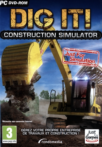 Dig It : Construction Simulator [DVD]