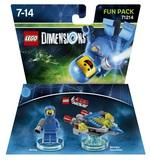 LEGO Dimensions Fun Pack - The LEGO Movie Benny