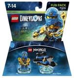 LEGO Dimensions Fun Pack - Ninjago Jay