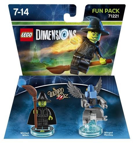 LEGO Dimensions Fun Pack - The Wizard of Oz Wicked Witch
