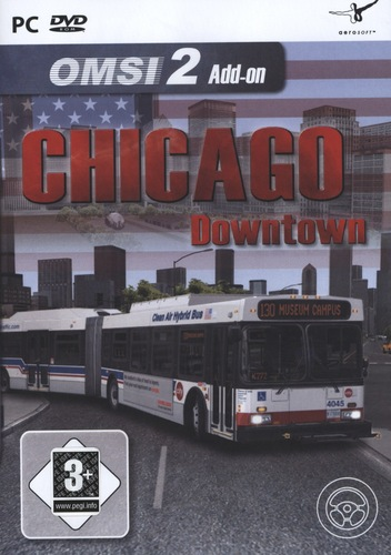 OMSI 2: Chicago Downtown [Add-On]