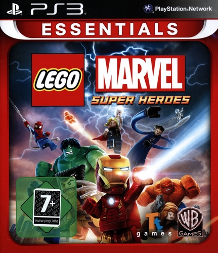 Essentials: LEGO Marvel Super Heroes