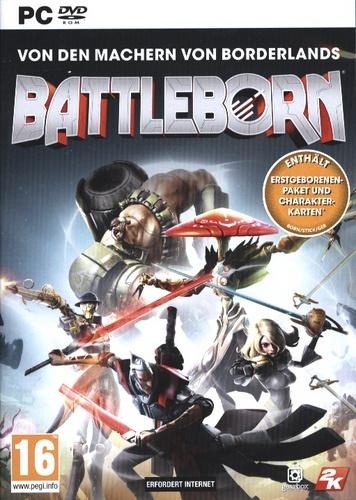 Battleborn [DVD]