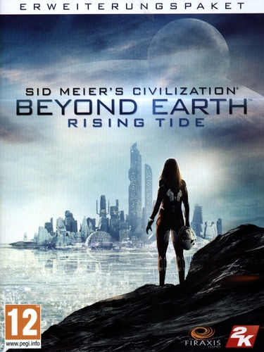 Sid Meier's Civilization: Beyond Earth - Risig Tide [DVD]