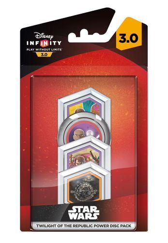 Bild Disney Infinity 3.0 - Twilight of the Republic Power Disc Pack