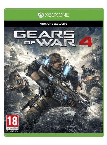 Gears of War 4 [XONE]