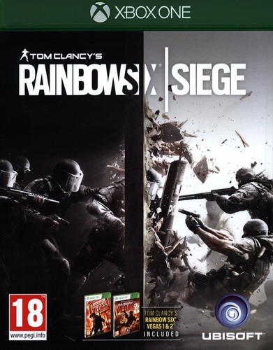 Tom Clancy's Rainbow Six Siege [XONE]