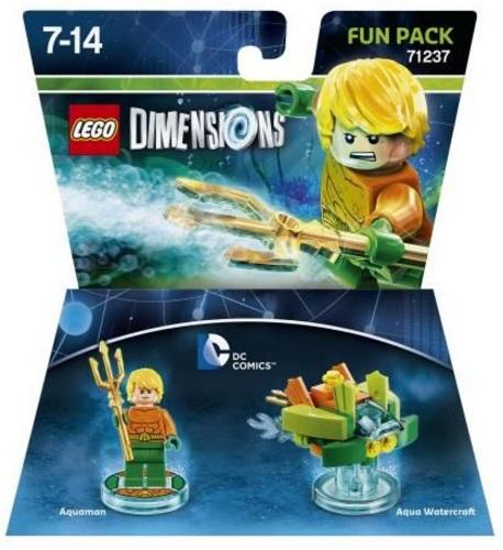 LEGO Dimensions Fun Pack - DC Comics Aquaman